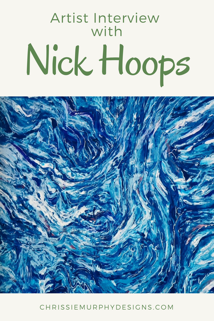Artist Interview with Nick Hoops